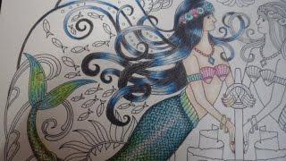 Pintando Pele da Sereia - Oceano Perdido - Lost Ocean
