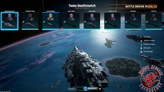 Streaming Dreadnought PC Game Play