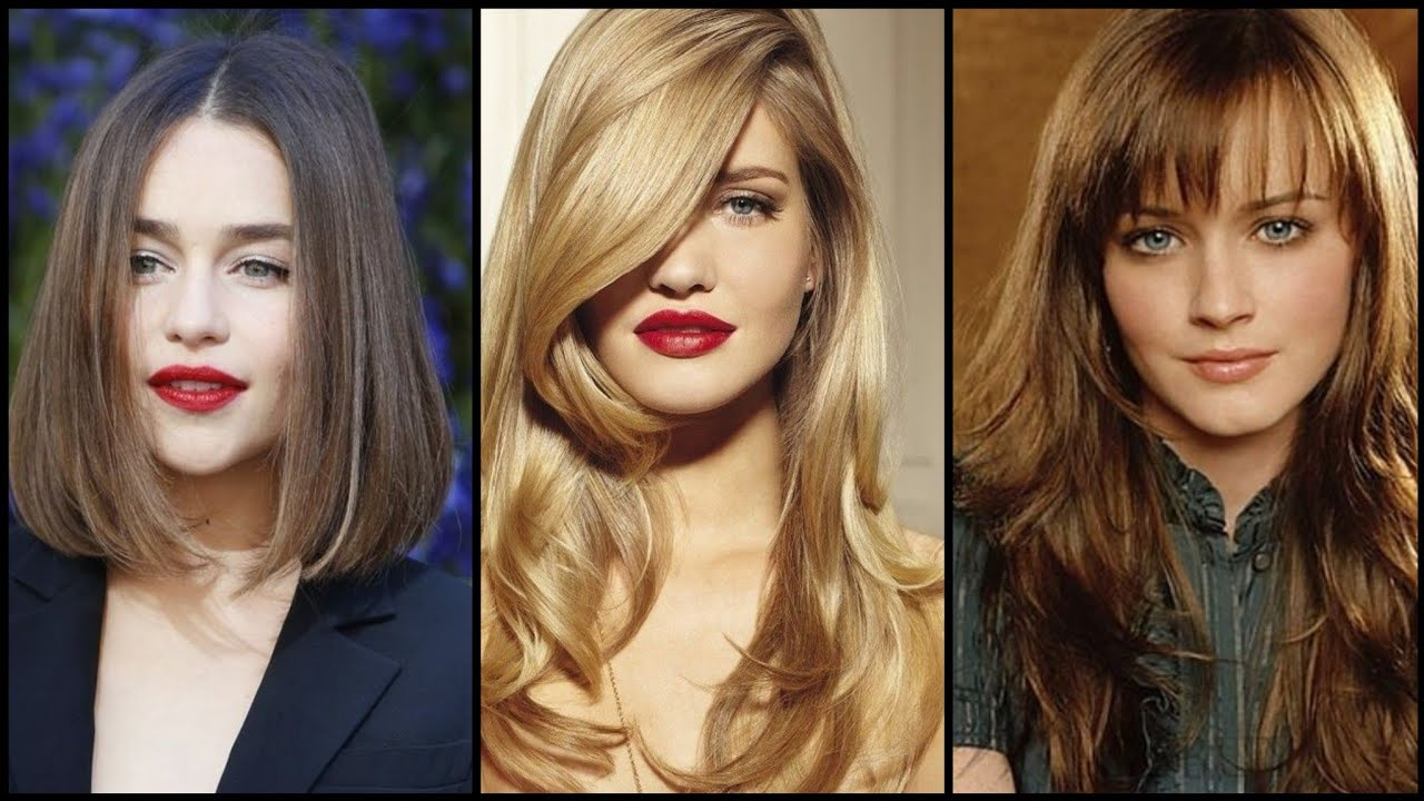 50 Cute Layered Hairstyles Cuts For Long Hair In 2020 Youtube