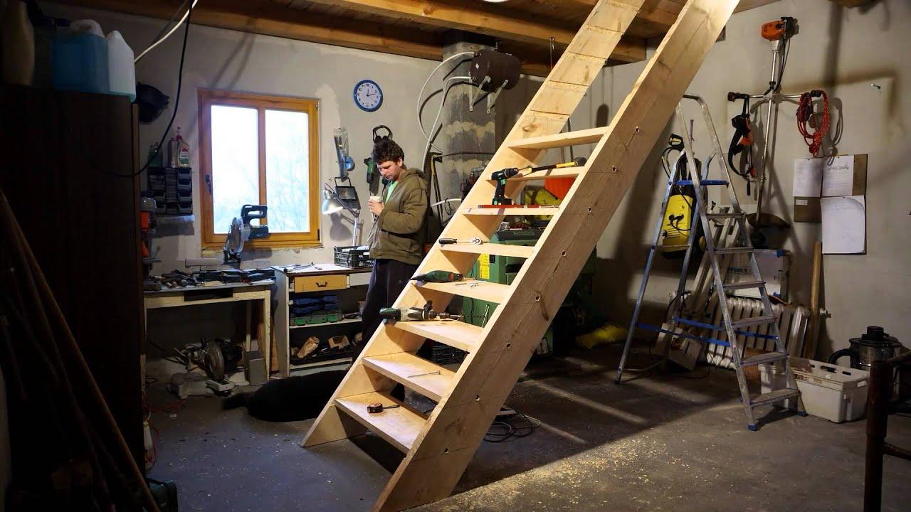 Jak Zrobić Schody How To Make Stairs