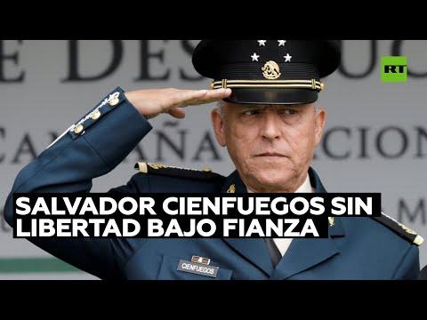 RT en Español: Juez niega libertad bajo fianza al exsecretario de la Defensa de México, Salvador Cienfuegos