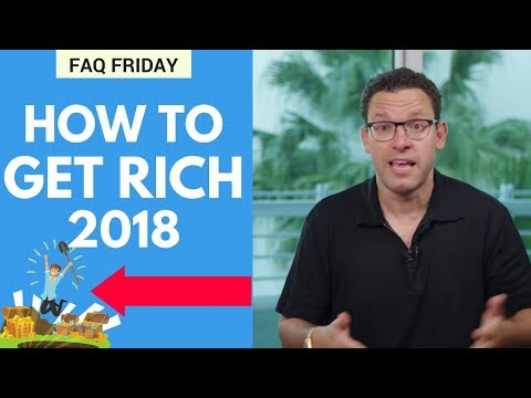 How to Get Rich in 2018 | Create Lasting Wealth Trading in the Stock Market