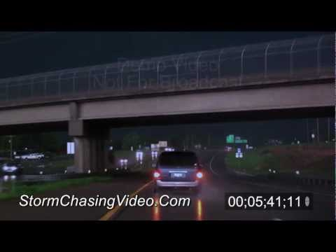 4/22/2011 Saint Louis, MO area tornado and damage B-Roll stock footage.