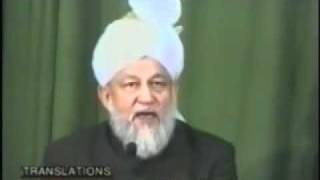 Ahmadiyya is the true Islam - Part 1 of 3 - Q&A Session by Mirza Tahir Ahmed