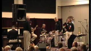 """Love Songs of the Nile"" ~ High Sierra Jazz Band @ Monterey Dixieland Jazz Bash by the Bay ~ 2010"