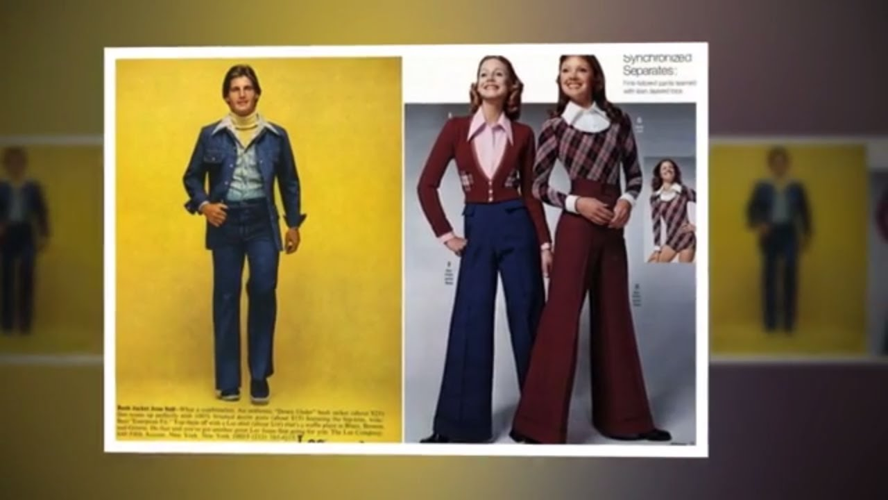 30 UGLIEST Looks From The 70's!