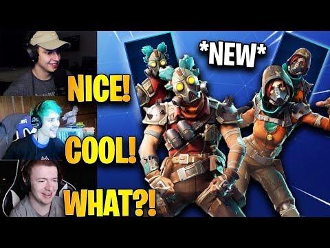 Streamers React To *NEW* Ruckus & Mayhem Skins! | Fortnite Highlights & Funny Moments