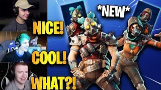 Streamers Réagir à 'NEW' Ruckus - Skins Mayhem! Fortnite Faits saillants - Moments drôles