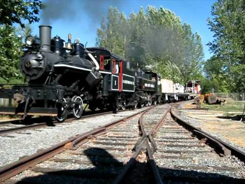 Roots of Motive Power Steam-up