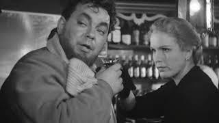 Фрагмент из фильма Ингмара Бергмана «Урок любви» (1954): поцелуй