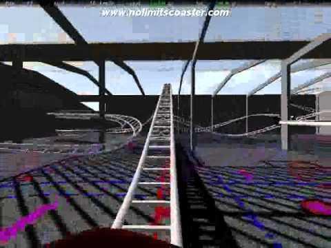 Van Helsings Factory Onride Konzept-Video Movie Park