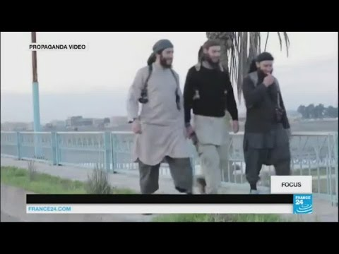 Video: How eight French citizens gave up everything for IS group