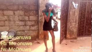 Hilarious funny comedy skit Miss Uniben by Mc onuwa