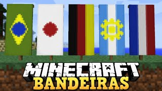 BANDEIRAS DAORAS! - Minecraft Snapshot 14w30b