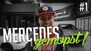 JP Performance - Mercedes gemopst! | #1