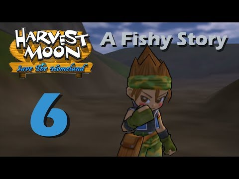 Harvest Moon: Save The Homeland - Episode 6: A Fishy Story