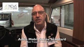 Adria Mobil Suisse Standard