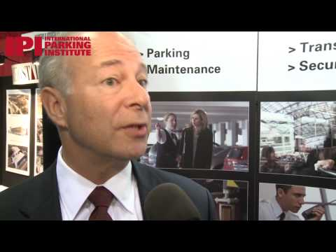 Interview with Mr. Wolf, Chief Administrative Officer - Standard Parking  @ IPI show Las Vegas 2010