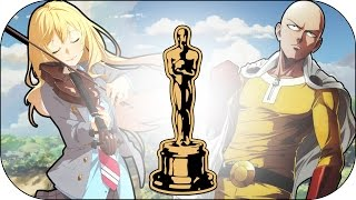Die Gewinner der ANIME Oscars! (Tokyo Anime Award)