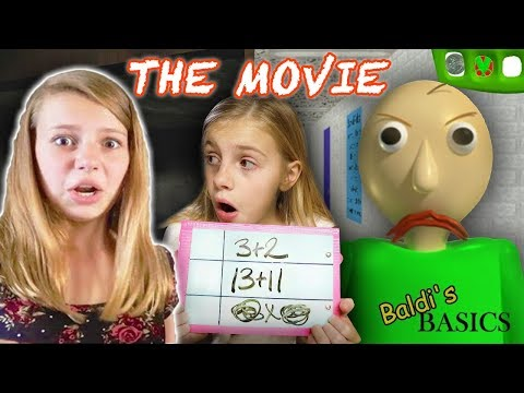 Baldi's Basics In REAL LIFE The MOVIE!! THE TANNERITES
