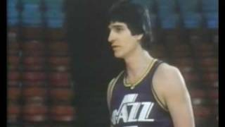 "Pistol Pete Maravich in ""Red on Roundball"" - Passing"