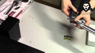 Пневматический револьвер ASG Dan Wesson 6 пулевой. Купить popadiv10.ru(, 2016-04-27T10:14:12.000Z)