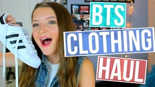 BACK TO SCHOOL CLOTHING HAUL! 2016