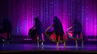 Индийский танец Sultana Sultana. рук. Лонская Дарья. Школа Амрапали. Минск