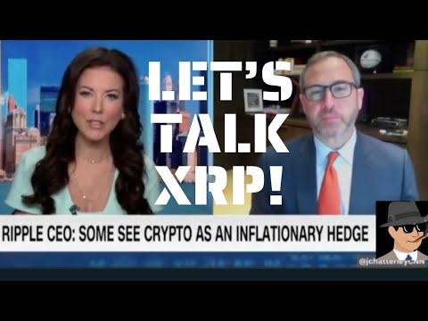 Brad Garlinghouse Interview XRP & ICO! SEC Meeting Tomorrow/TAKE PROFITS!! Ripple XRP Price & News!