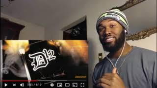 D12 - Devils Night - Reaction