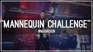 KINJAZ MANNEQUIN CHALLENGE #MANNEKIN