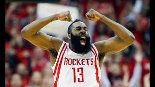 The Most Clutch Shot From Every Year of James Harden's NBA Career