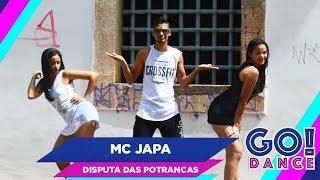 MC JAPA DO RECIFE - DISPUTA DAS POTRANCAS - GO DANCE (coreografia)