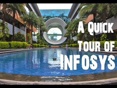 A Quick Tour of Infosys Campus Bangalore