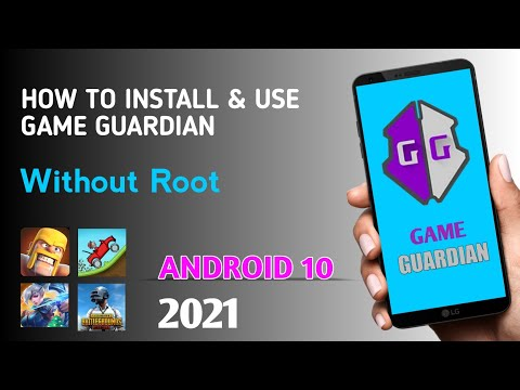 How To Install & Use Game Guardian Without Root Full Tutorial 2021