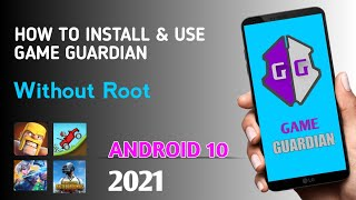 Download How To Install & Use Game Guardian Without Root Full Tutorial 2021