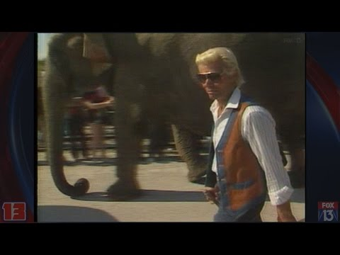 From 1987: Circus train arrives in St. Pete