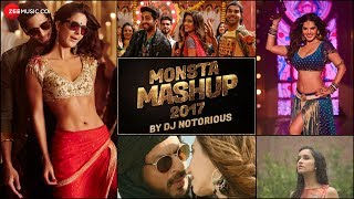 Monsta Mashup 2017 | Best of Bollywood | DJ Notorious | Lijo George