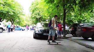 Видео-Отчет Рейда На Московском Проспекте