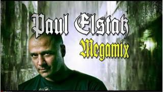 Dj Paul Elstak - The Evolution of hate (DVD) -Megamix