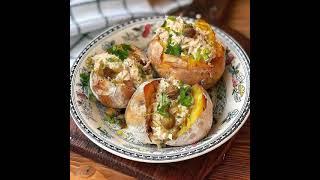 Крошка картошка с начинкой из тунца рецепт приготування в описах