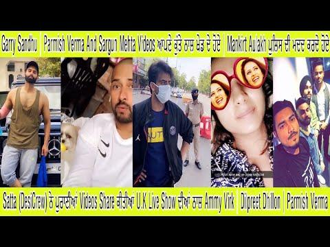 mankirt-aulakh-|-garry-sandhu-|-parmish-verma-sargun-mehta-dilpreet-dhillon-&-desi-crew-videos-2020
