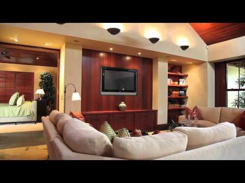 Kukio, Hawaii Oceanfront Luxury Home Video