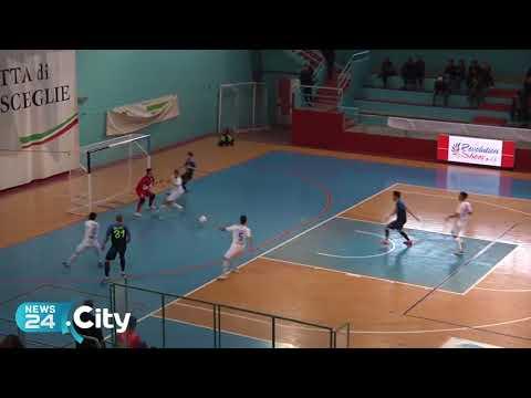 BISCEGLIE   Troppo forte il Maritime, Futsal Bisceglie battuto 8-0
