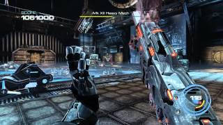 Soup2Nuts... Alien Rage: Unlimited (PC - Stage 7: Detour BOSS FIGHT) with BeefCakeYeti