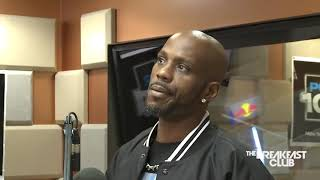 Breakfast Club Classics: DMX Interview (2012)