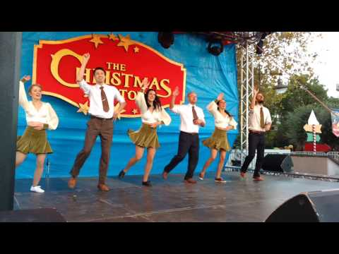 Rhythm Hoppers @Christmas Factory