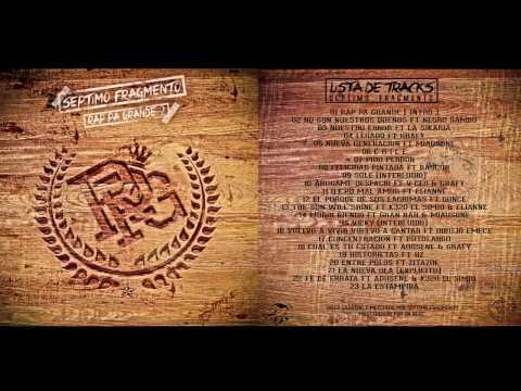Septimo Fragmento - Rap pa' Grande 2 (Álbum Completo) 2015 + LINK DESCARGA