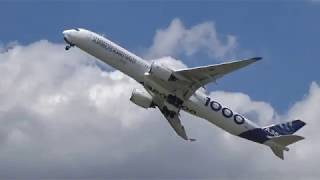 Airbus A350-1000 - Paris Air Show 2019