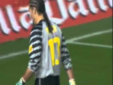 هدف رونالدو على برشلونة - نهائي كأس ملك أسبانيا 2010/2011